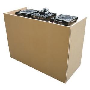 Basic DJ Booth