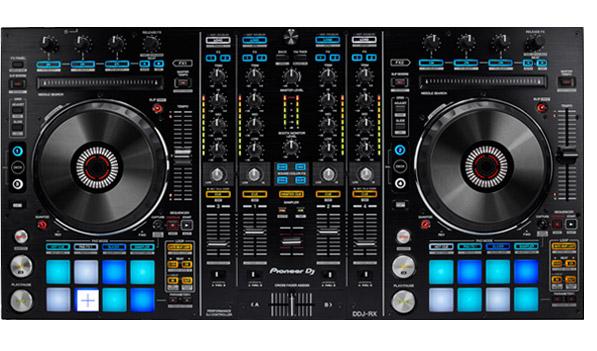 DDJ-RX DJ Controller
